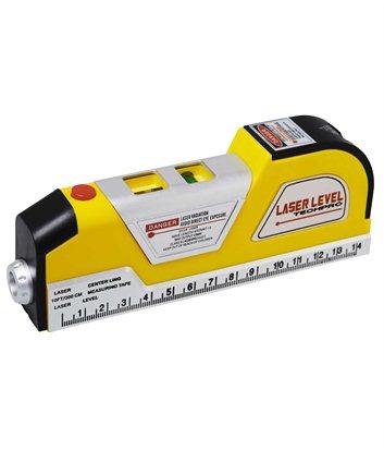 Mètre-Niveau Laser offert pour toute commande