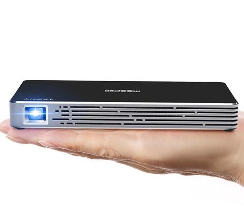 Mini Vidéoprojecteur Portable Slidoow