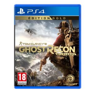 Tom Clancy's Ghost Recon Wildlands Édition Gold sur PS4 (Season Pass Inclus) - Sevran (93)