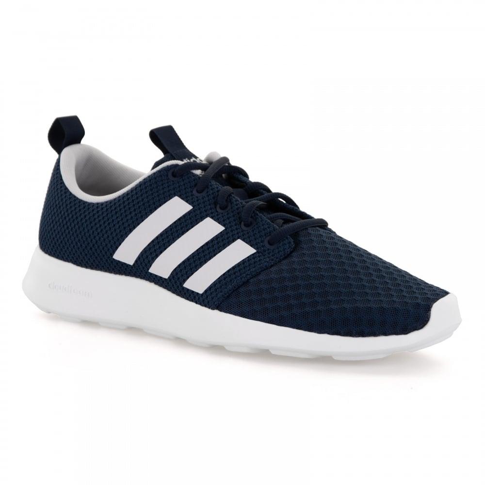 Basket Adidas CF Swift Racer - Bleu (Plusieurs tailles)