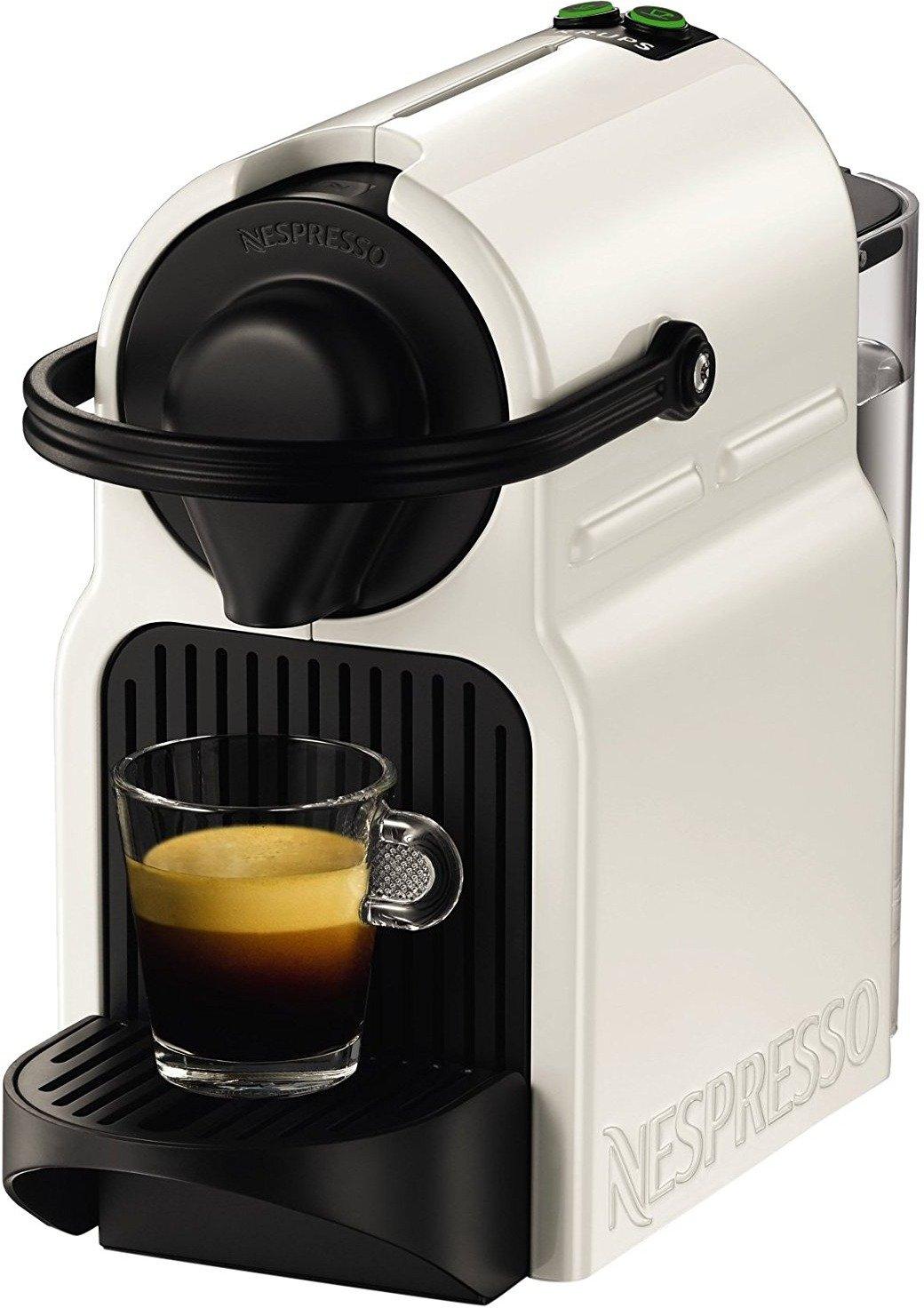 Machine à capsules Krups Nespresso Inissia à 10€ dès 400 capsules de café Nespresso achetées + coffret de 14 capsules Grand Crus offert ou 2 machines pour 10€ dès 800 capsules achetées + 2 coffrets de 14 capsules Grand Crus offerts