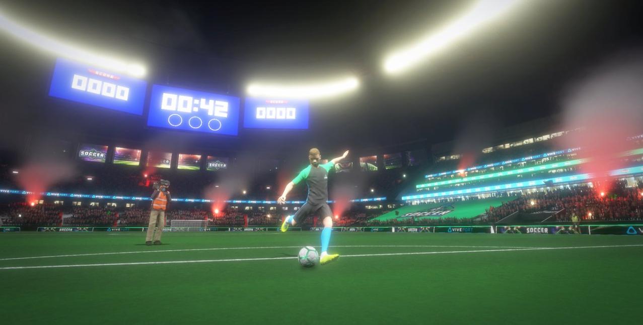 Virtual Soccer Zone pour HTC Vive (dématérialisé)