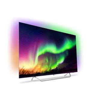 "TV 65"" Philips 65OLED873 (2018) - OLED, 4K UHD, Ambilight"