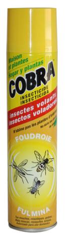 Insecticide pour les insectes volants - 400 ml