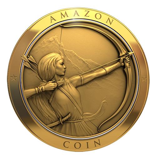 [Sous conditions] 5000 Amazon Coins pour 35€ (Dématérialisé)