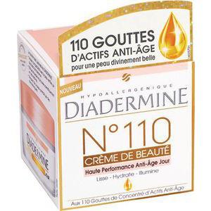 Crème de beauté Diadermine n°110