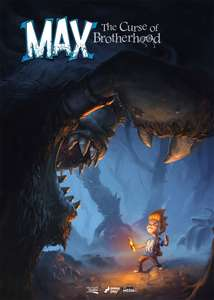 Max The Curse of Brotherhood sur Xbox One (Dématérialisé)