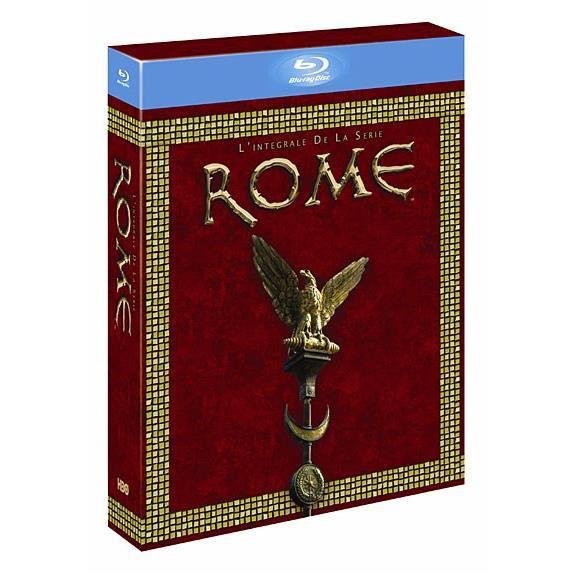 Coffret Blu-ray Intégrale Rome
