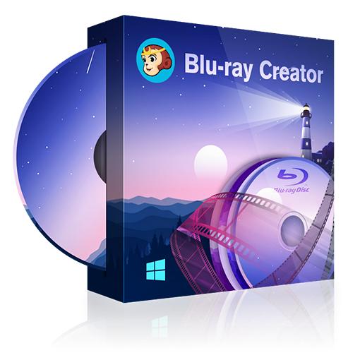 Logiciel DVDFab Bluray Creator pour PC Gratuit (Dématérialisé)