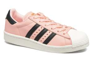 Chaussures adidas Superstar Boost W - rose (du 36 au 43 1/3)