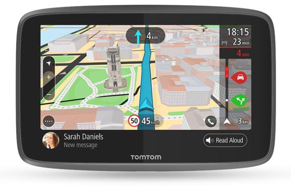 GPS Tomtom Go 520 à 183.96€ et Tomtom Go 5200 à 230.96€