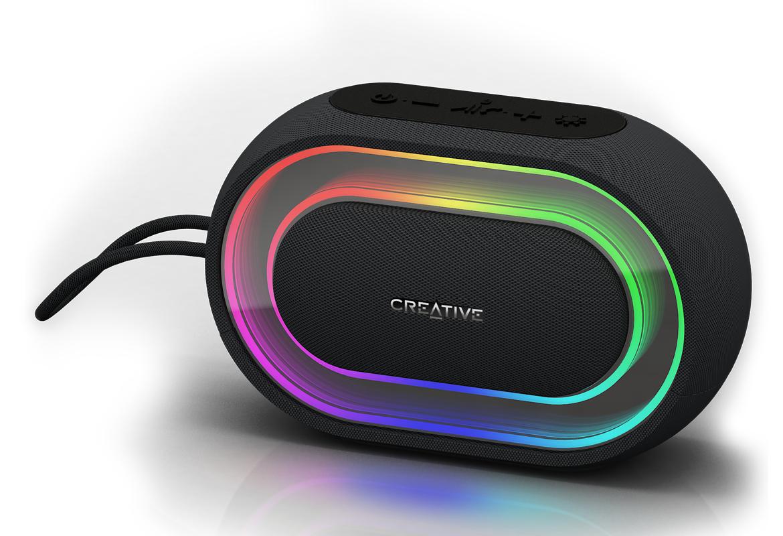 Enceinte portable bluetooth Creative Labs Halo