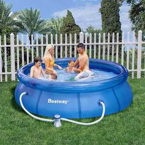 Piscine autoportante Easy pool 3,05m (Belux: pompe 12 V)