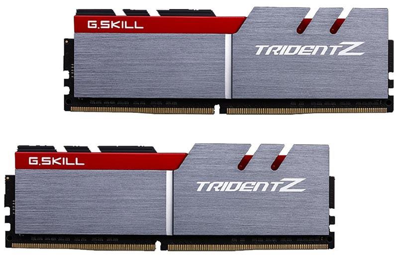 [Membres Grosbill Privilèges] Kit de RAM G.SKill TridentZ DDR4-3333 - 32 Go (2x16)