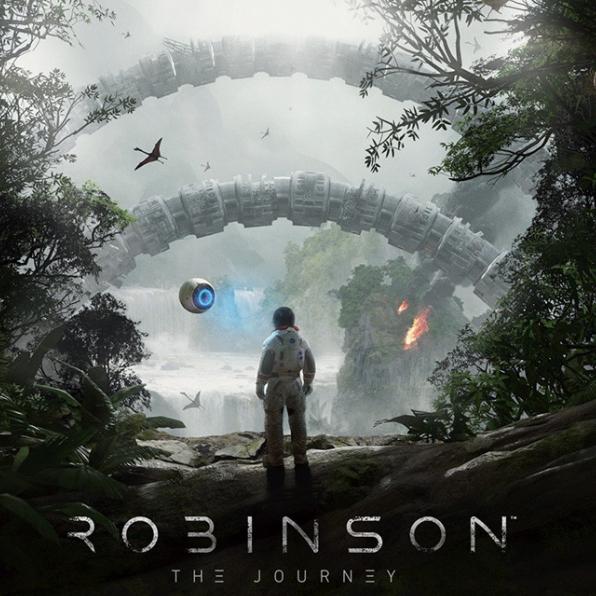 Robinson: The Journey sur Oculus (Dématérialisé)