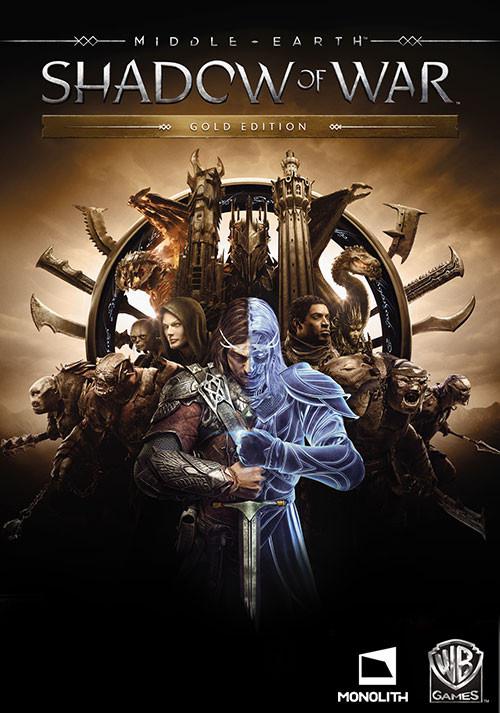 Jeu La Terre du Milieu: L'Ombre de la Guerre sur PC - Edition Gold (Dématérialisé, Steam)