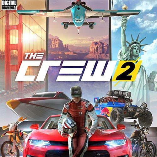 The Crew 2 sur PC (Dématérialisé - Uplay)