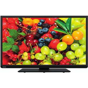 """TV LED 32"""" Toshiba 32W3433DG - Smart TV, DLNA (avec 50€ sur la carte)"""