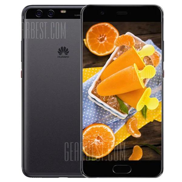 """Smartphone 5,5"""" Huawei P10 Plus - Kirin 960, 4Go de RAM, 64Go de ROM"""