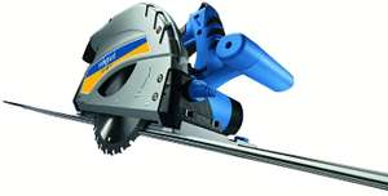 Scie plongeante Scheppach CS 45 Plus - 1010 W