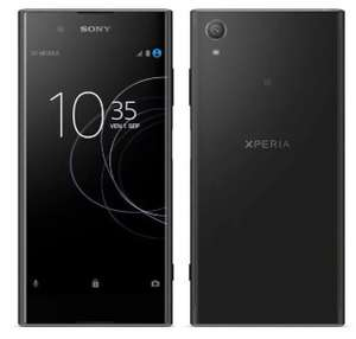 "Smartphone 5,5"" Sony Xperia XA1 Plus - Full HD, Helio P20, 32Go ROM, 4Go RAM, Noir"