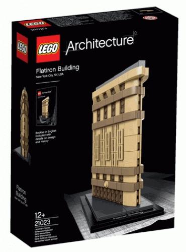 Jouet Lego Architecture - Flatiron Building