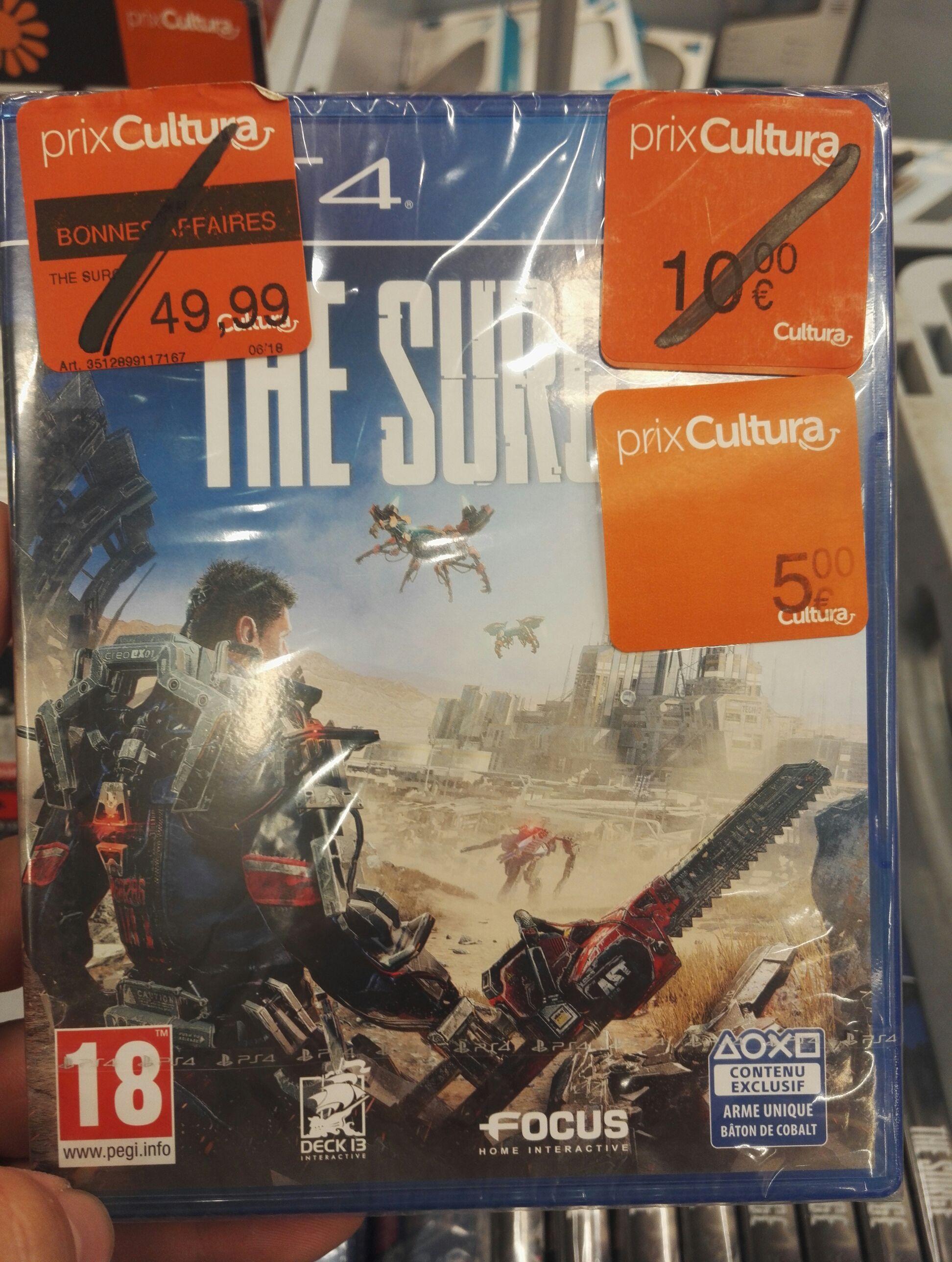 The Surge sur PS4 - Béziers (34)