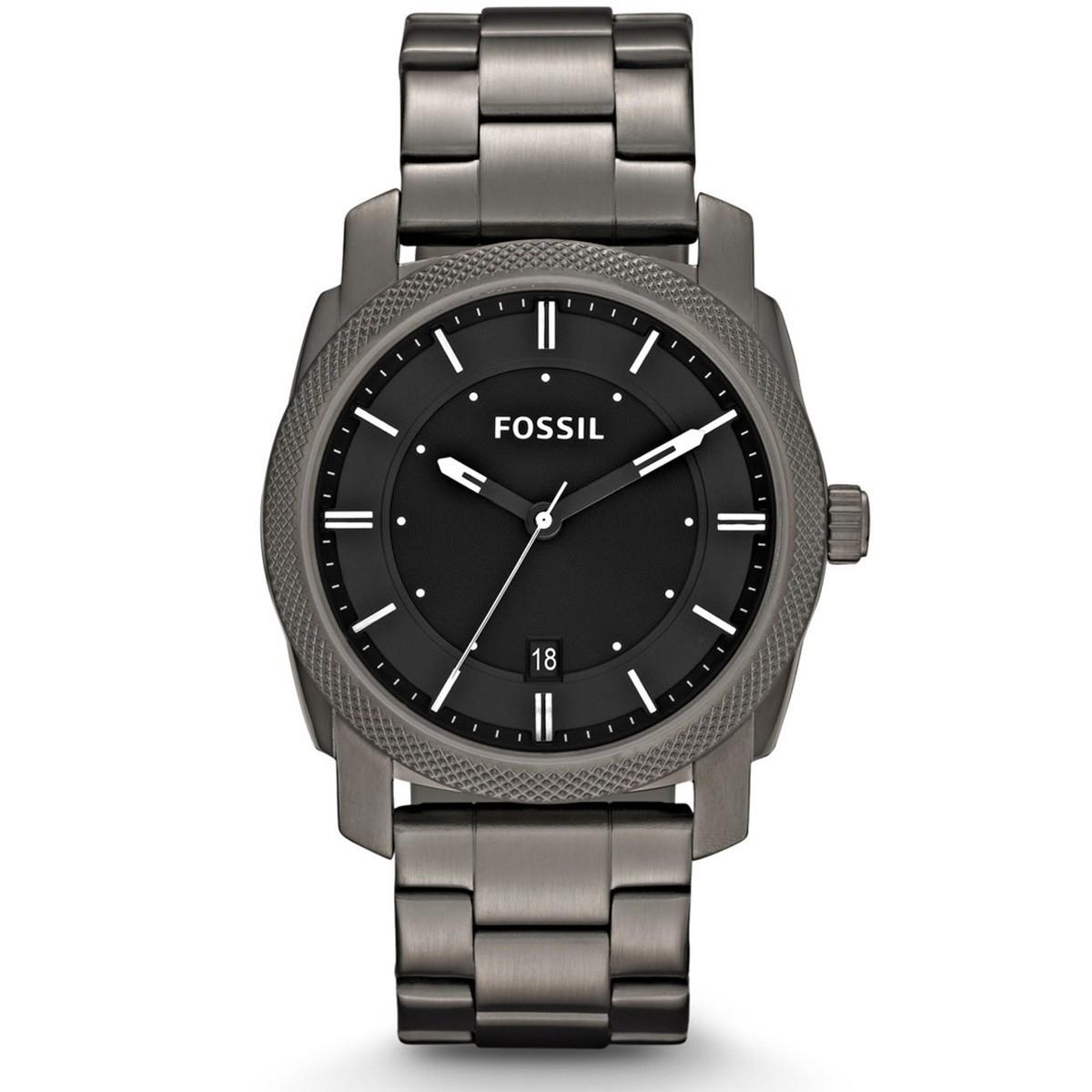 Montre Fossil FS4774 en acier - Gris