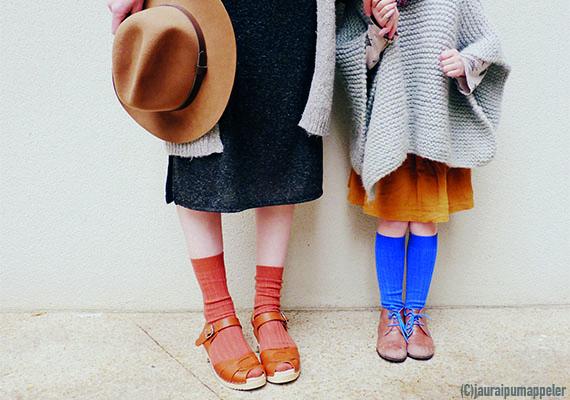 15€ de réduction sans minimum d'achat sur les chaussettes hautes et courtes pour petits et grands