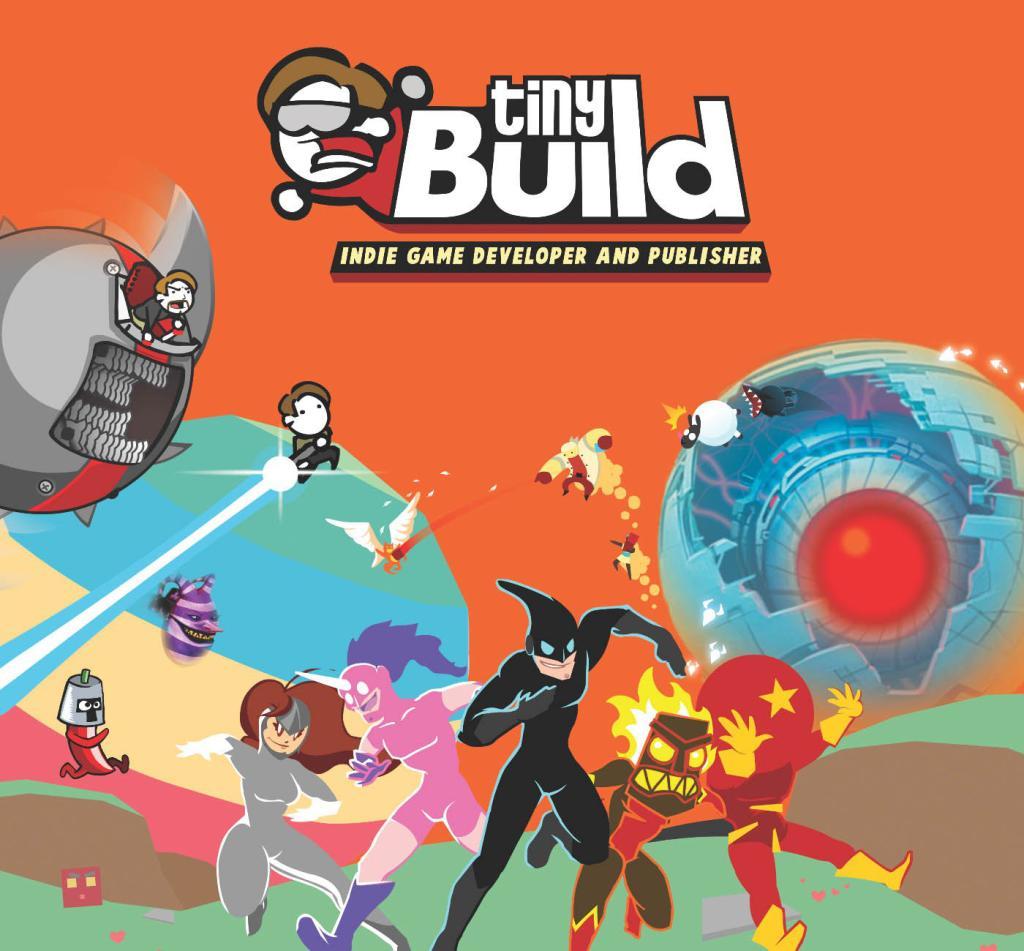 Un jeu PC de l'éditeur TinyBuild offert parmi 4 dont SpeedRunners (Dématérialisé - Steam)