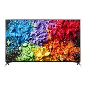 "TV 49"" LG 49SK7900 - Super UHD 4K, LED, Smart TV; HDR DOLBY VISION local dimming, Nano Cell Display"