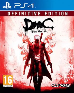 DmC Devil May Cry - Definitive Edition sur PS4 et Xbox One