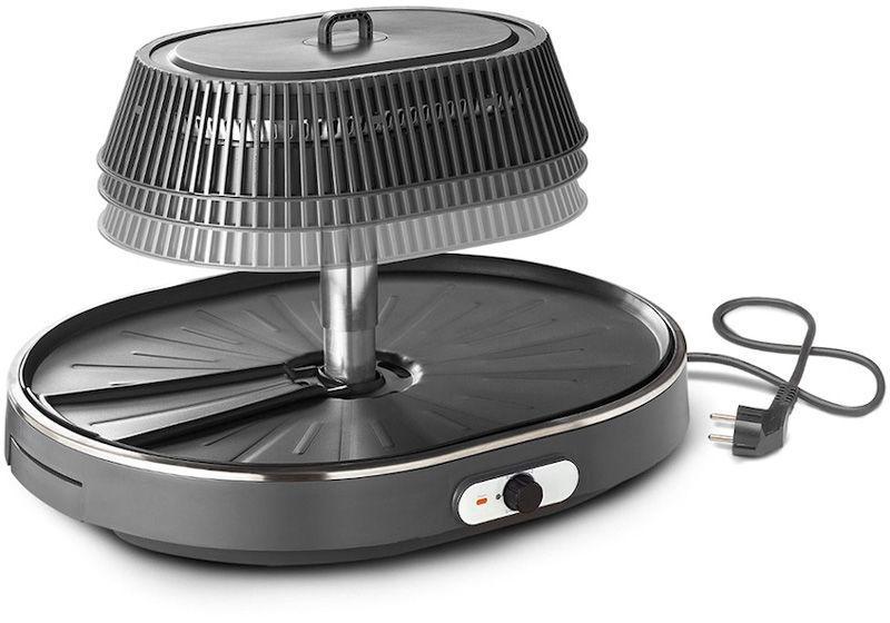 Appareil cuisson Infrarette Emerio IG-107370 800 W
