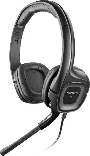 Casque Plantronics Audio 355 Micro pour PC, prise jack