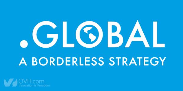 Nom de domaine .global pour un an
