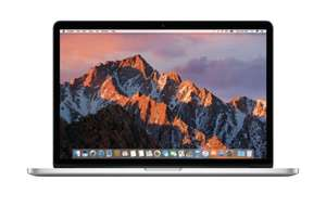 "PC Portable 15"" Apple MacBook Pro Retina - i7 2.2/3.4Ghz, 16Go, 256Go SSD (Frontaliers Suisse)"