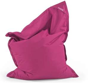 Pouf The Piggy Bag, un pouf XXL - Violet