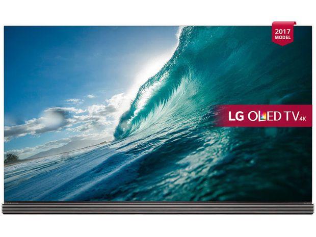 "TV 77"" LG OLED 77G7V - 196cm, Ultra HD 4K, HDR10, son 4.2 80W"