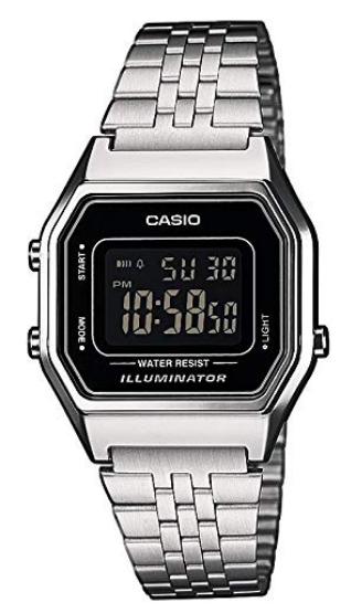 Montre Casio Collection LA680WEA-1BEF pour Femmes