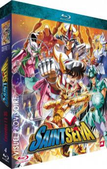 Précommande: Coffret Blu-ray Saint Seiya - Partie 1 (épisodes 1-35)