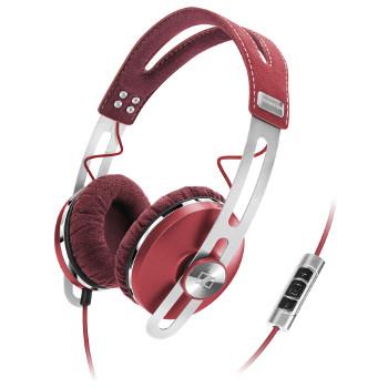 Casque audio Sennheiser Momentum On-Ear - Rouge