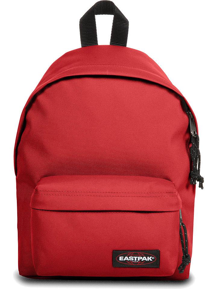 Sélection d'articles Eastpak en promotion - Ex: Sac à dos Eastpak Orbit - Rouge, 15cm