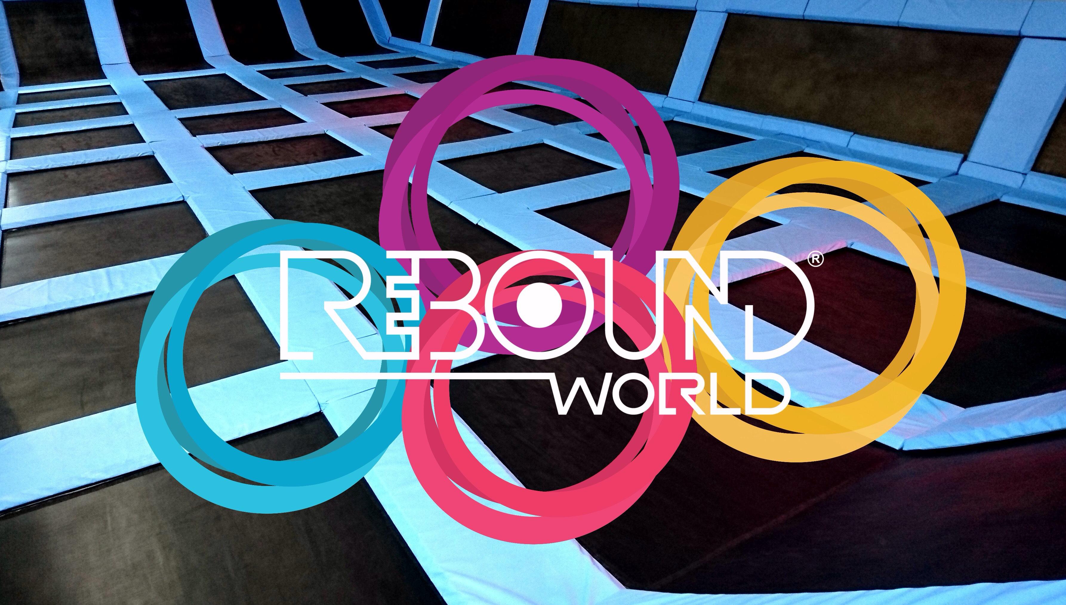 2€ de réduction sur une entrée au parc d'attractions Rebound World - Montpellier (34)