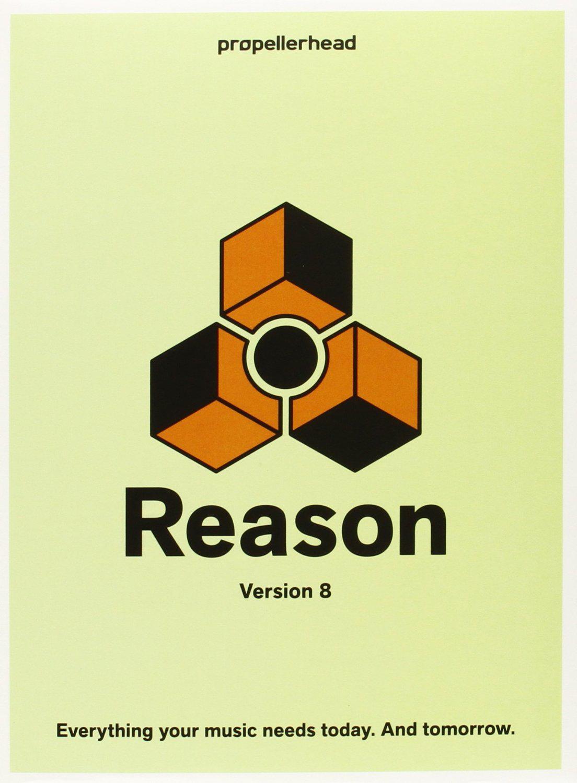 Logiciel de création musicale Propellerhead Reason 8