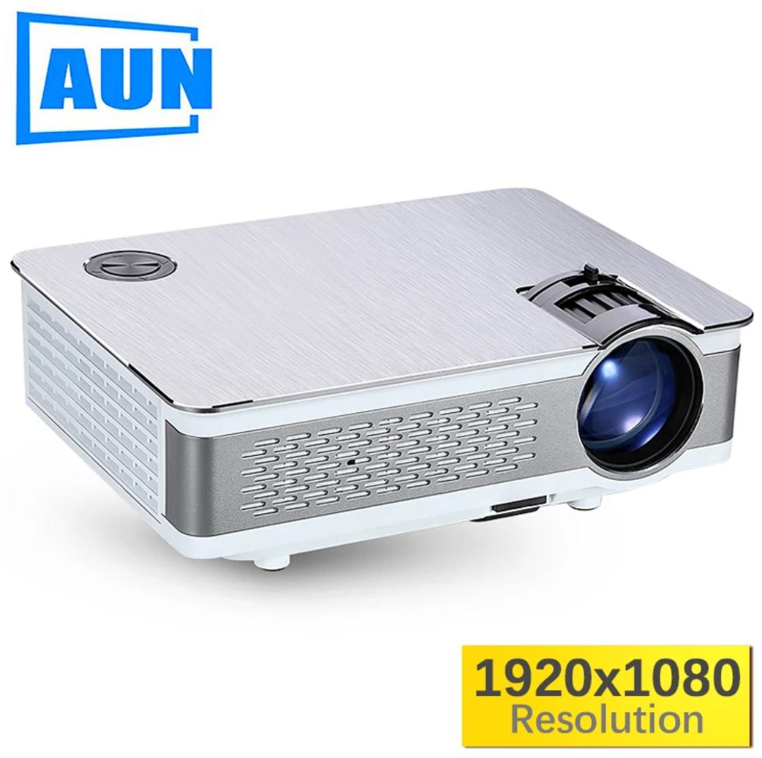 Mini-vidéoprojecteur Aun Akey 5 IMP-5803 - full HD, 3800 lumens, Wi-Fi (frais de douanes inclus)