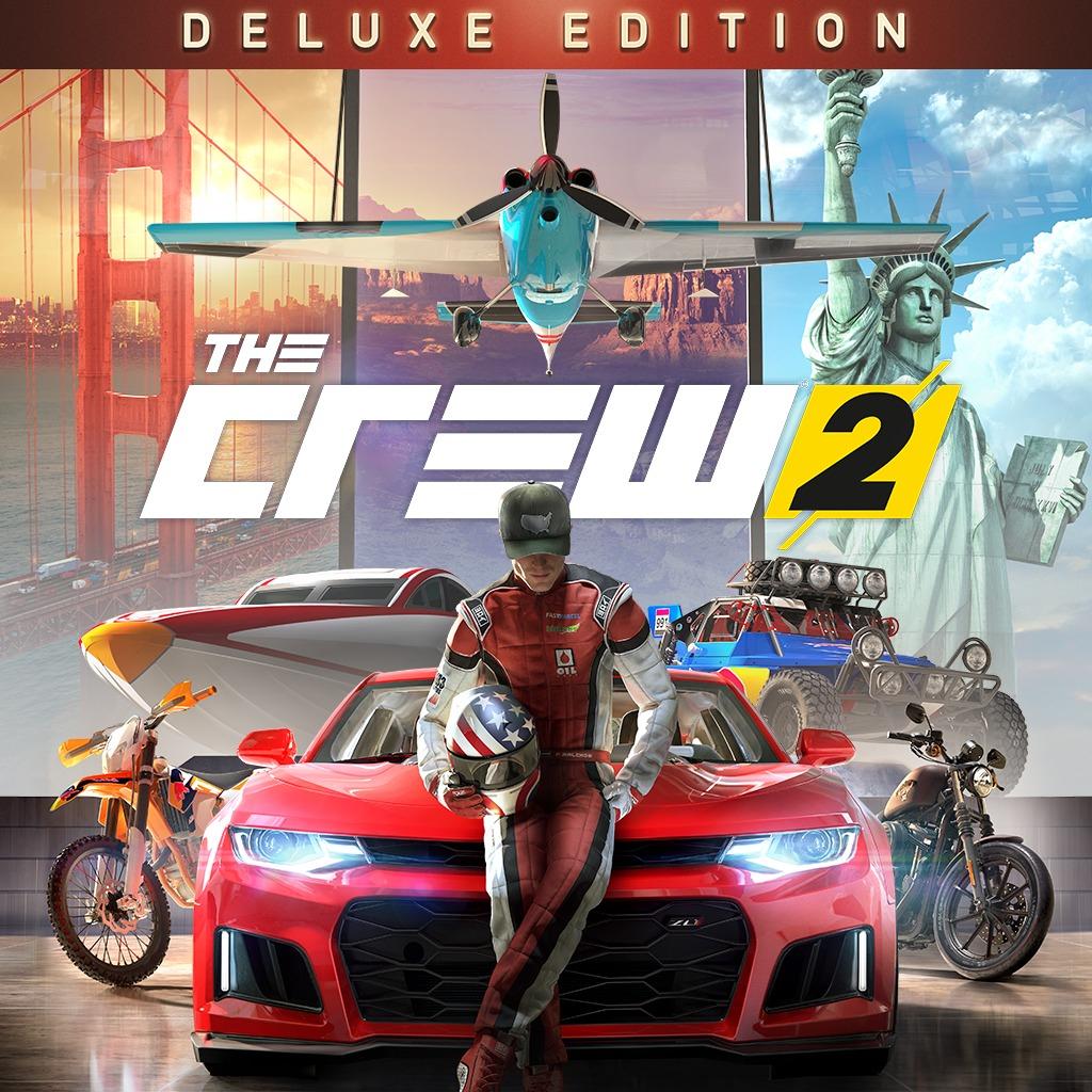 The Crew 2 Deluxe Edition sur PC (Dématérialisé - Uplay)