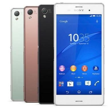 """Smartphone 5,2"""" Sony Xperia Z3/D6603 reconditionné - 20.7p, 16Go ROM, 3Go RAM"""