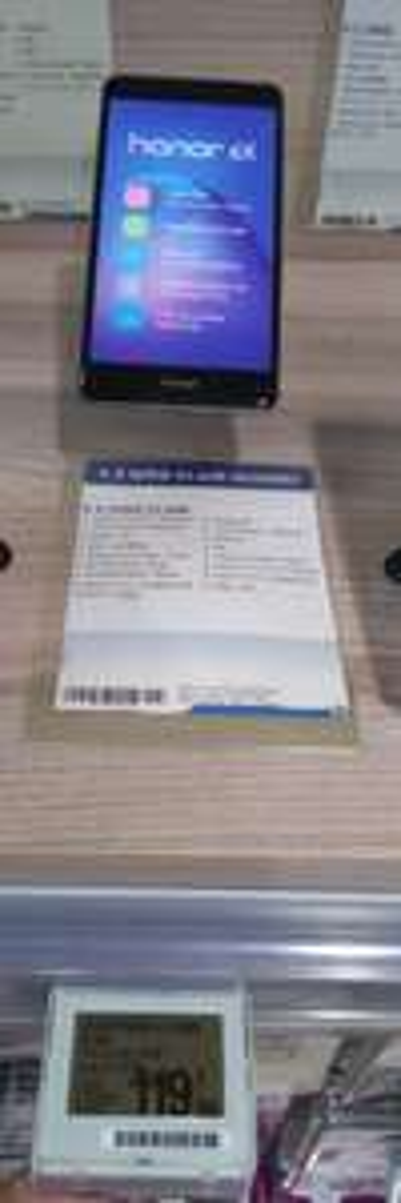 """Smartphone 5.5"""" Honor 6X Silver - Full HD, Kirin 655, RAM 3Go, 32Go - Fleury-les-Aubrais (45)"""