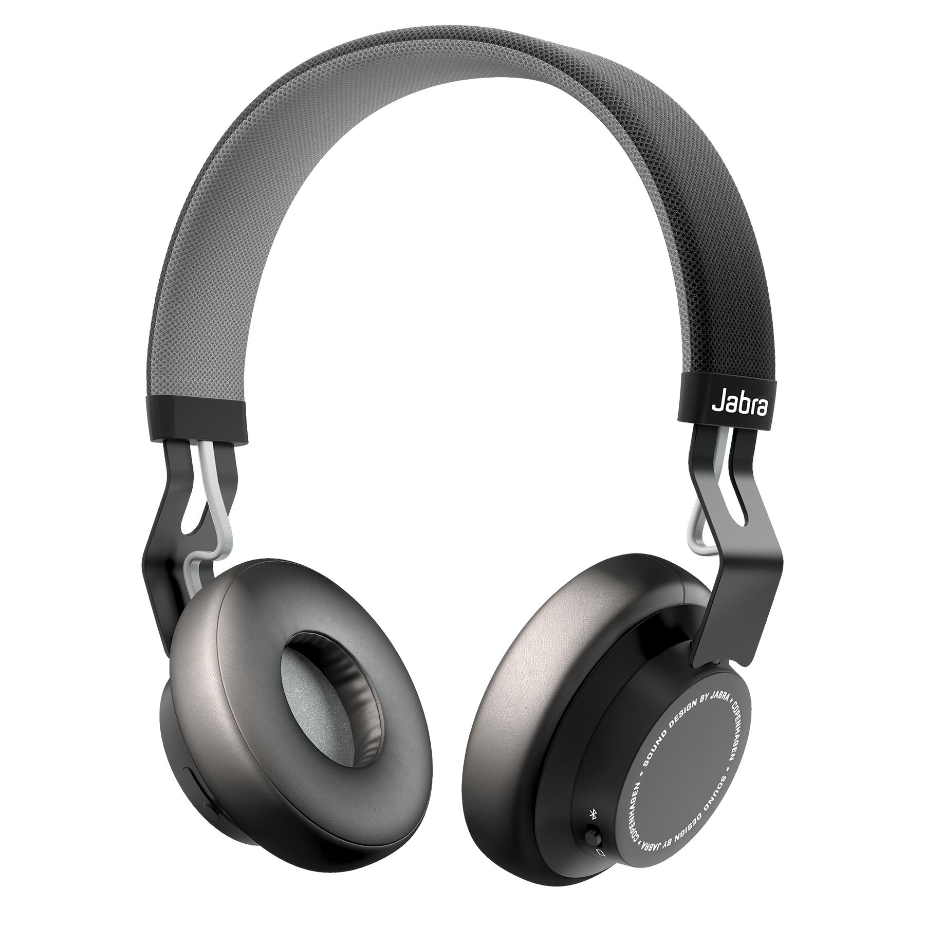 Casque audio sans-fil Jabra Move Wireless - Bluetooth (Plusieurs coloris)