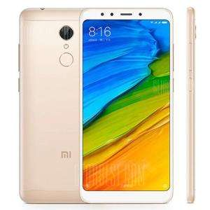 "Smartphone 5.7"" Xiaomi Redmi 5 - HD+, SnapDragon 450, 3 Go de RAM, 32 Go, 4G, Or (B20)"